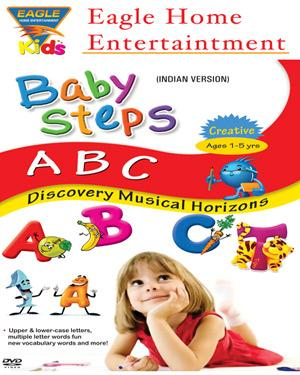 Baby Steps ABC -Discovery Musical Horizons poster