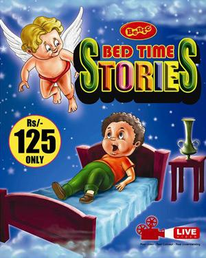 Bed time Stories poster