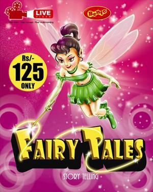 Fairy Tales - Story Telling poster