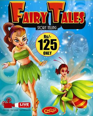 Fairy Tales vol 2 - Story Telling poster