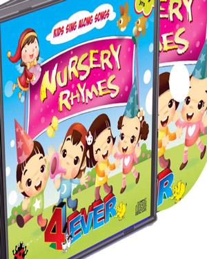 Nursery Rhymes Kids Sing Along Songs Poster
