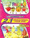 2 in 1 Fun n' Learn - Nature's Magic - Fruits & Some more Nature's Magic - Fruits 2 DVD