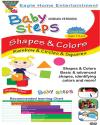Baby Steps Shapes & Colors -Rainbow & Circle & Squares DVD