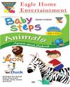 Baby Steps Animals -Apes And Zebra DVD