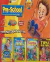 Pre-School Vol . 3  ( 4 in1 DVD ) DVD