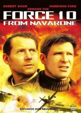 Force Ten From Navarone poster