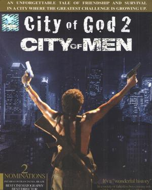 city of god film City of god was nominated for four oscars and one golden globe during the  2004 award season this award season, celebrate this incredible film on blu-ray .