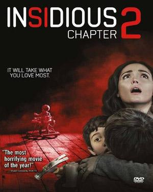 INSIDIOUS - CHAPTER 2 poster