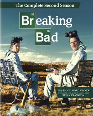 Breaking Bad - The Complete Second Season  movie