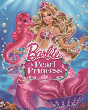 Barbie – The Pearl Princess poster