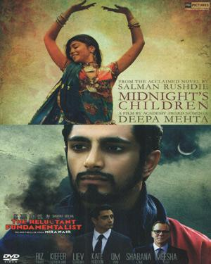 Midnight's Children -The Reluctant Fundamentalist poster