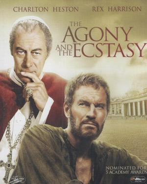 The Agony And The Ecstasy poster