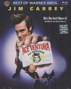 Ace Ventura Pet Detective  movie