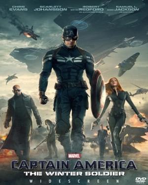 Captain America - The Winter Soldier poster