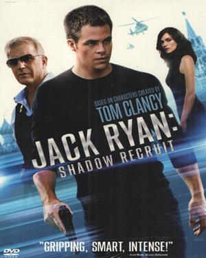 JACK RYAN - SHADOW RECRUIT poster