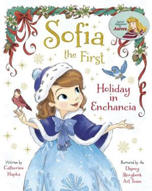 Sofia The First - Holiday In Enchancia poster