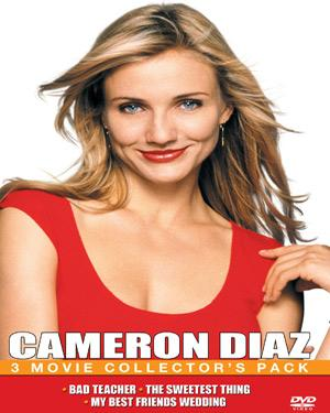 Cameron Diaz - Bad teacher- My Best Friends Wedding -The Sweetest Thing poster