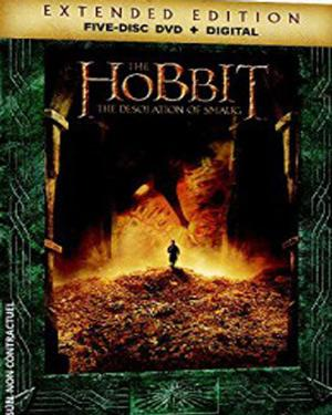The Hobbit -The Desolation Of Smaug (Extended Edition) poster