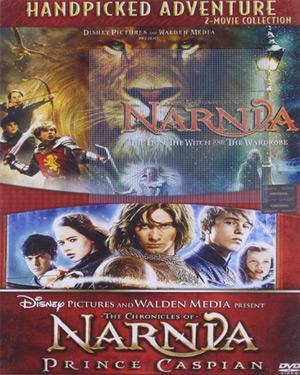 Chronicles of Narnia - Lion, Witch, Wardrobe - Prince Caspian poster