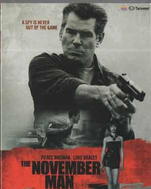 THE NOVEMBER MAN  movie