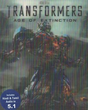 Transformers -  Age Of Extinction 3D poster