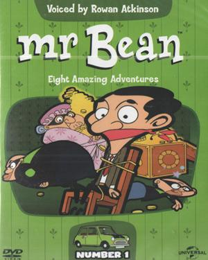 MR. Bean Number 1 - Eight Amazing Adventure   poster