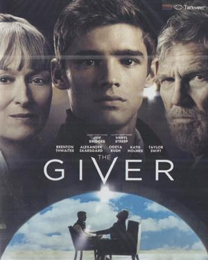 The Giver  movie