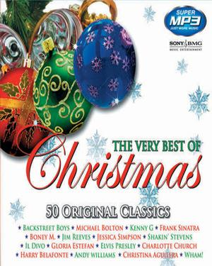 THE VERY BEST OF CHRISTMAS MP3 poster