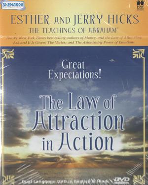 The Law of Attraction in Action poster