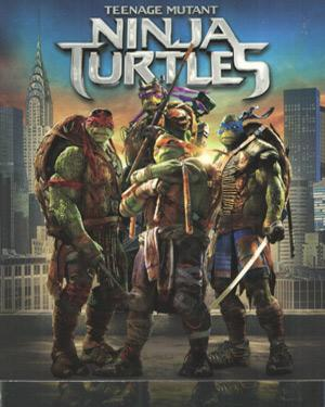 Teenage Mutant Ninja Turtles - 3D  movie