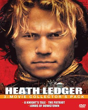 Heath Ledger - A Knights Tale-The Patriot-Lords of Dowgtown poster