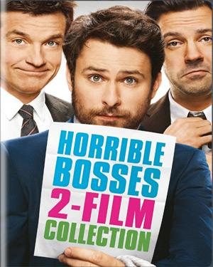 Horrible Bosses 2 Film Collection poster