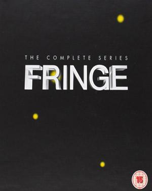 Fringe - The Complete Series Collection poster