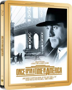 Once Upon A Time In America - Steelbook poster