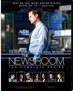 The Newsroom - The Complete Series poster