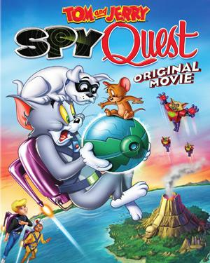 Tom & Jerry Spy Quest poster