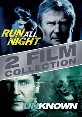 Liam Neeson Collection - Unknown & Run All Night  movie
