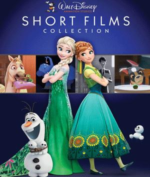 Walt Disney Animation Studios Shorts Collection poster