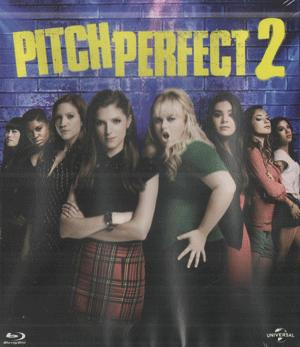 PITCH PERFECT 2 poster
