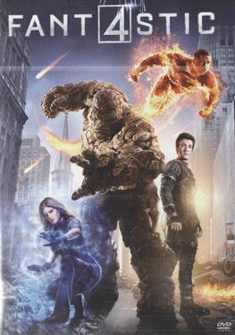 FANTASTIC 4 (2015)  movie