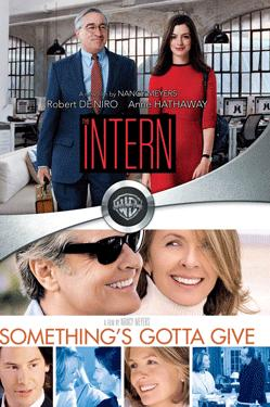 The Intern & Something poster