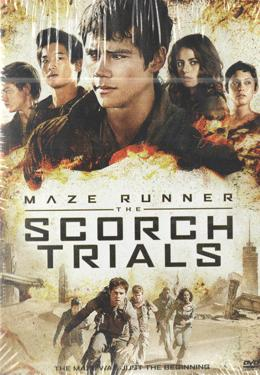 MAZE RUNNER SCORCH TRIALS BluRay