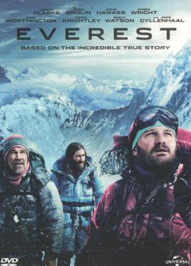 EVEREST BluRay