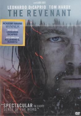 THE REVENANT BluRay
