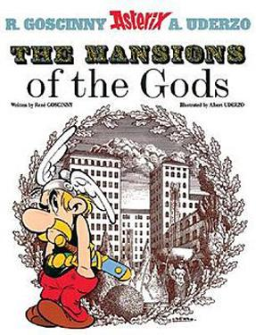 Asterix - The Mansion Of Gods DVD