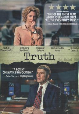 TRUTH (2015) DVD