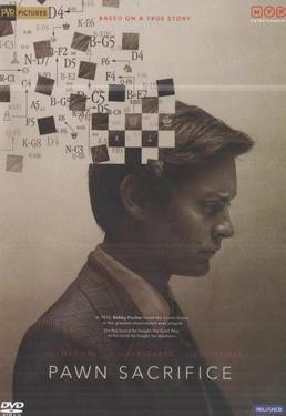 PAWN SACRIFICE DVD