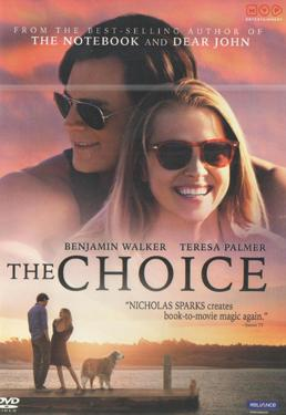 THE CHOICE DVD