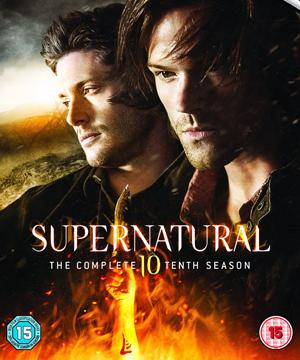 Supernatural -The Complete Tenth Season BluRay