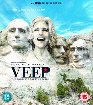 Veep - The Complete Fourth Season BluRay